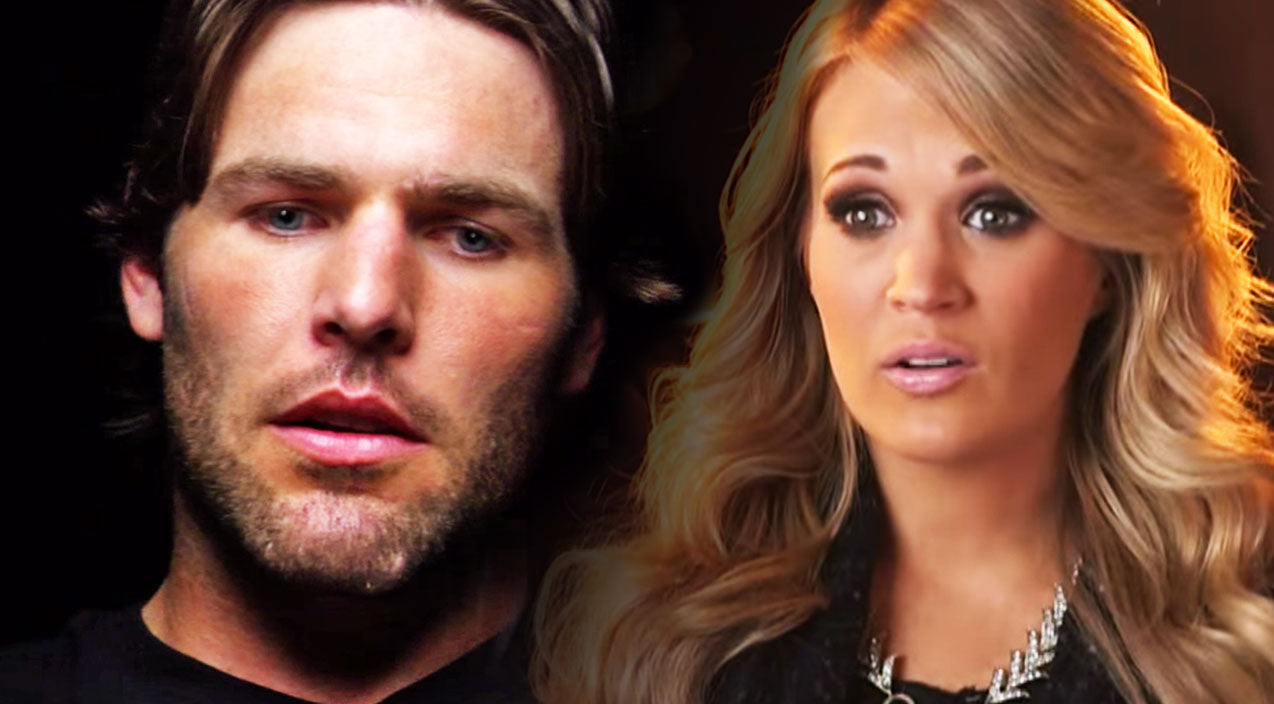 Mike fisher Songs | Carrie Underwood's Husband Breaks Down Describing How He Found God | Country Music Videos