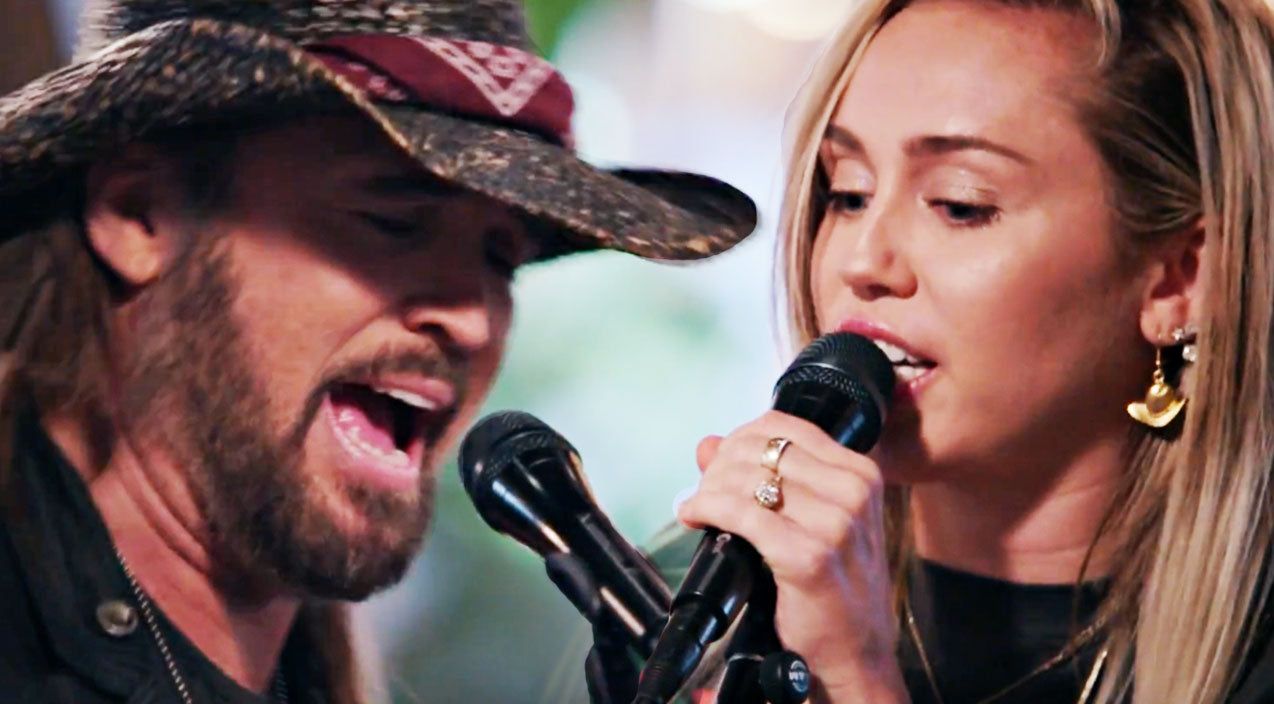 The voice Songs | Billy Ray Cyrus Joins Miley For Surprise 'Sweet Home Alabama' Duet On 'The Voice' | Country Music Videos