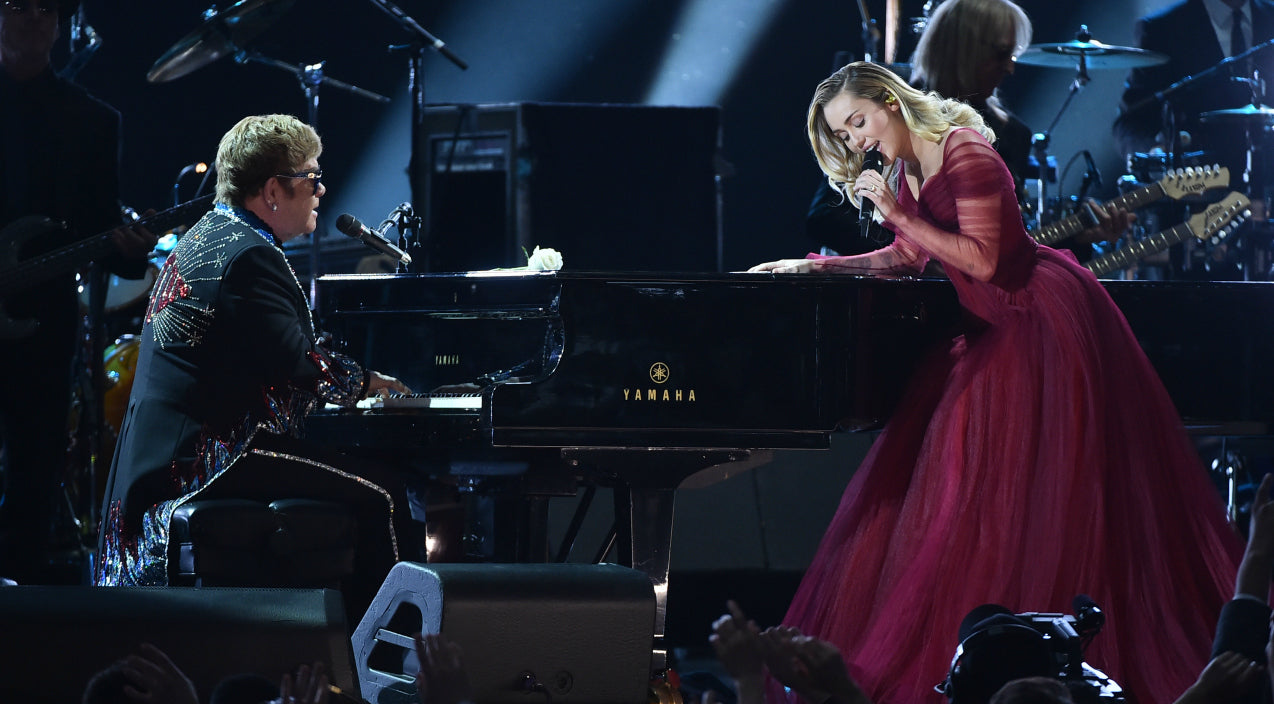 Miley cyrus Songs   Miley Cyrus Joins Elton John For Stunning Rendition Of A Classic Hit   Country Music Videos