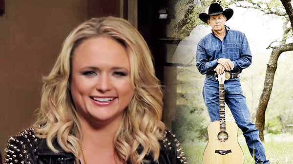 George strait Songs | Miranda Lambert on George Strait (60 For 60) (VIDEO) | Country Music Videos