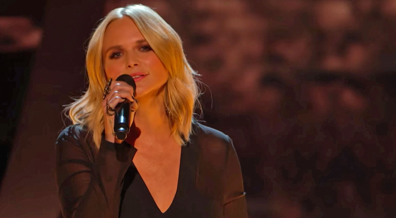 The eagles Songs   Miranda Lambert Gives Heartfelt Tribute To The Eagles With 'Desperado'   Country Music Videos