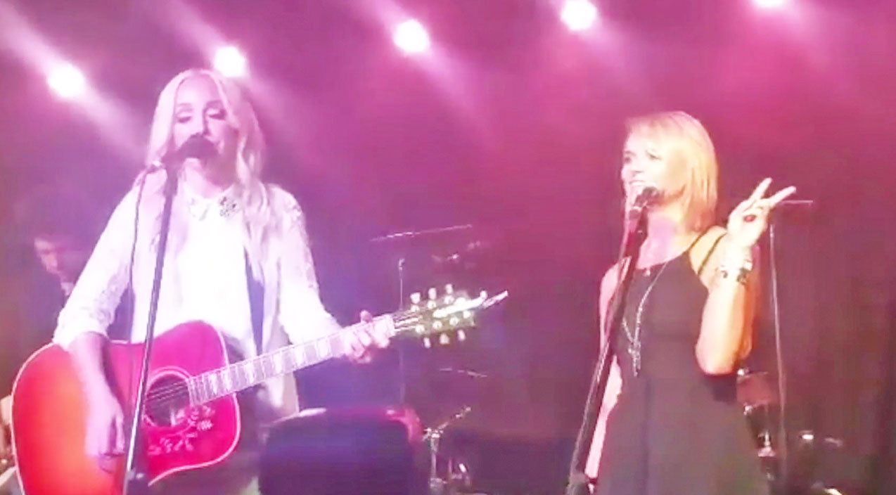 Miranda lambert Songs | Miranda Lambert Shows Her Strength By Taking The Stage With Best Friend | Country Music Videos