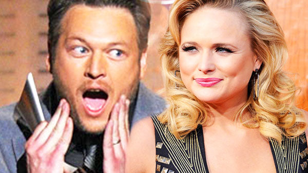 Reba mcentire Songs | Miranda Lambert's Surprising Text Message To Blake Shelton (VIDEO) | Country Music Videos