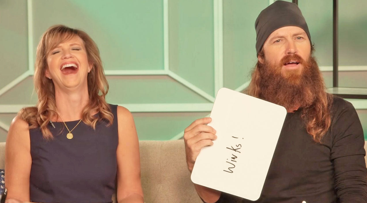 Duck dynasty Songs | Newlywed Game, Duck Dynasty Edition! Missy Reveals The Grossest Thing Ever Found In Jase's Beard | Country Music Videos