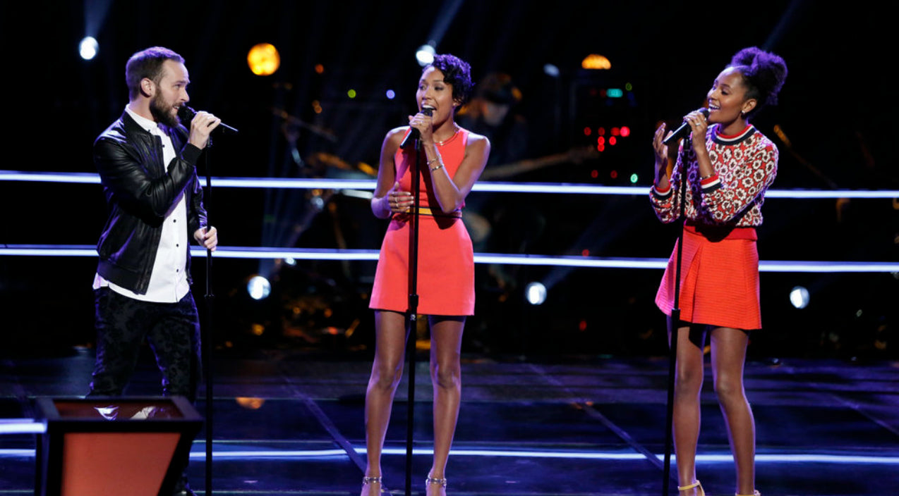 The voice Songs | Sister Act Joins Broadway Star For Chilling Cover Of