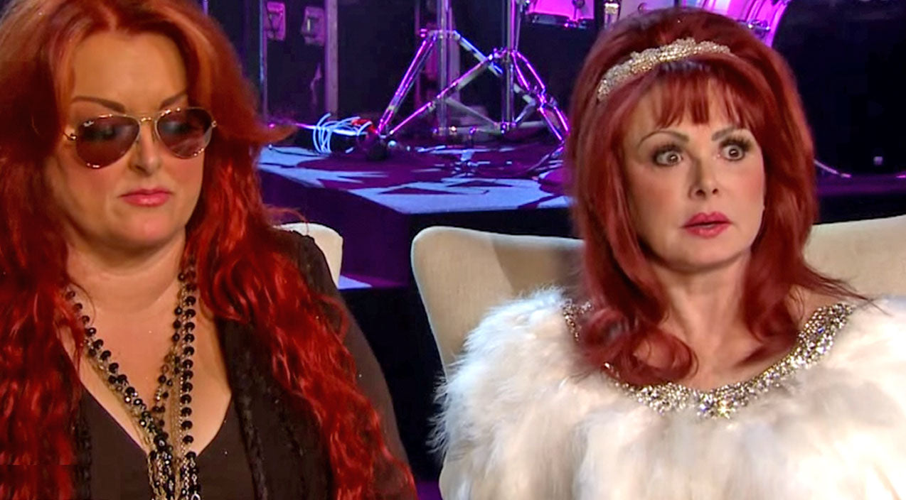 Wynonna judd Songs | Wynonna Judd Defends Her Mom Against 'Hideous' Critic | Country Music Videos