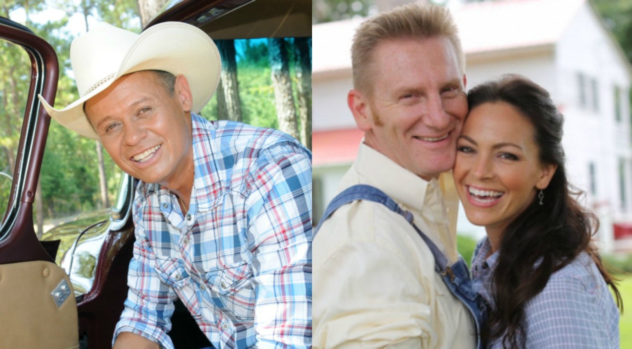 Oak ridge boys Songs | Neal McCoy Honors Joey Feek With Beautiful Hymn Of Faith | Country Music Videos