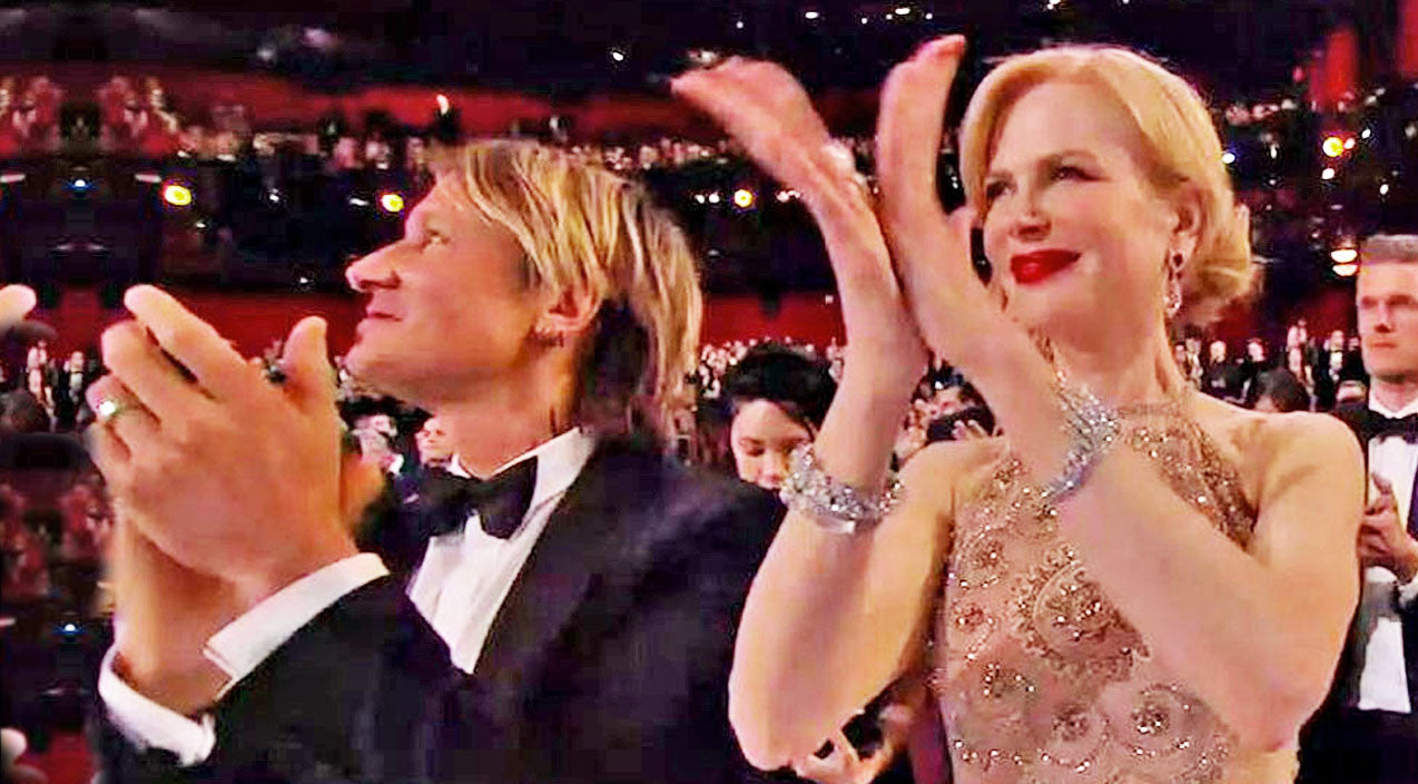 Nicole kidman Songs | Nicole Kidman Finally Explains Bizarre Clapping At Oscars | Country Music Videos