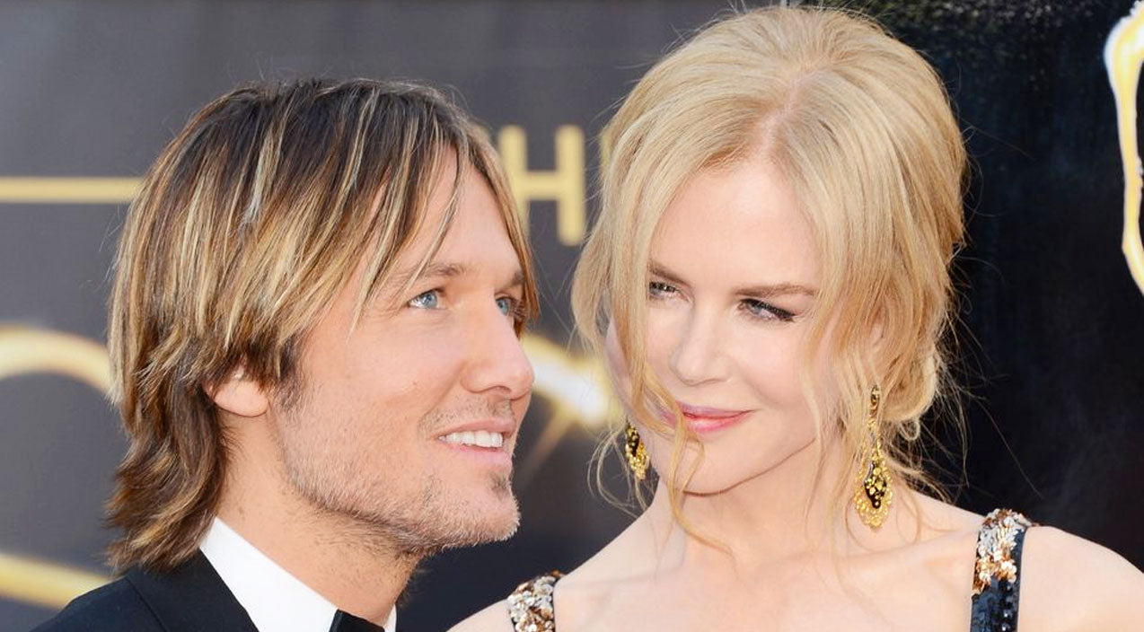 Keith urban Songs | Nicole Kidman Shares Her Secret To A Happy Marriage With Husband, Keith Urban | Country Music Videos