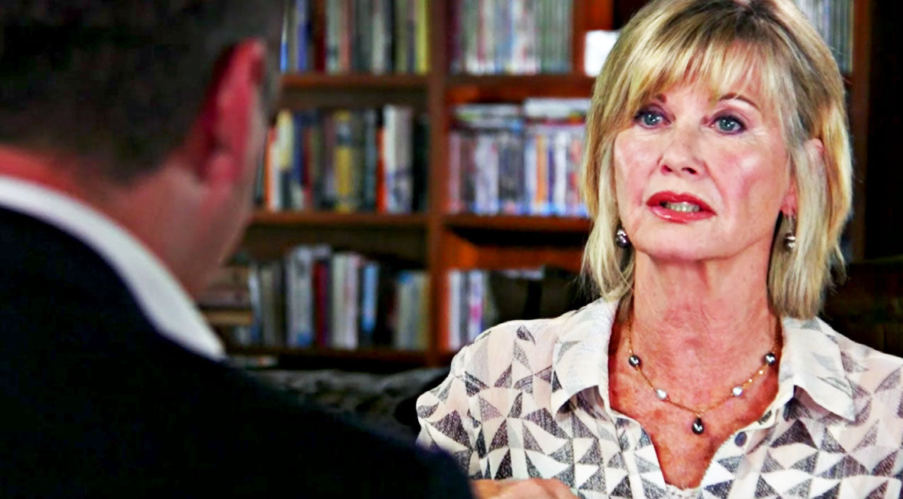 Olivia newton-john Songs | Olivia Newton-John Explains 'Agonizing' Pain Of Cancer Battle In New Interview | Country Music Videos