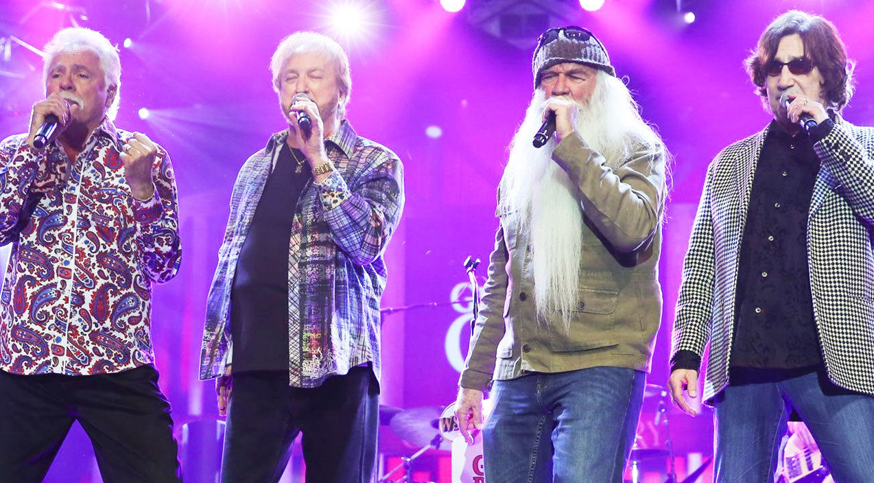 Oak ridge boys Songs | Oak Ridge Boys Surprise Opry With Incredible Live Performance of