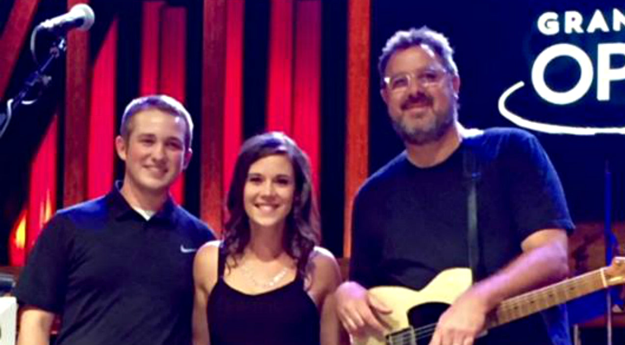 Vince gill Songs   Vince Gill Gives Couple Once-In-A-Lifetime Engagement Experience   Country Music Videos