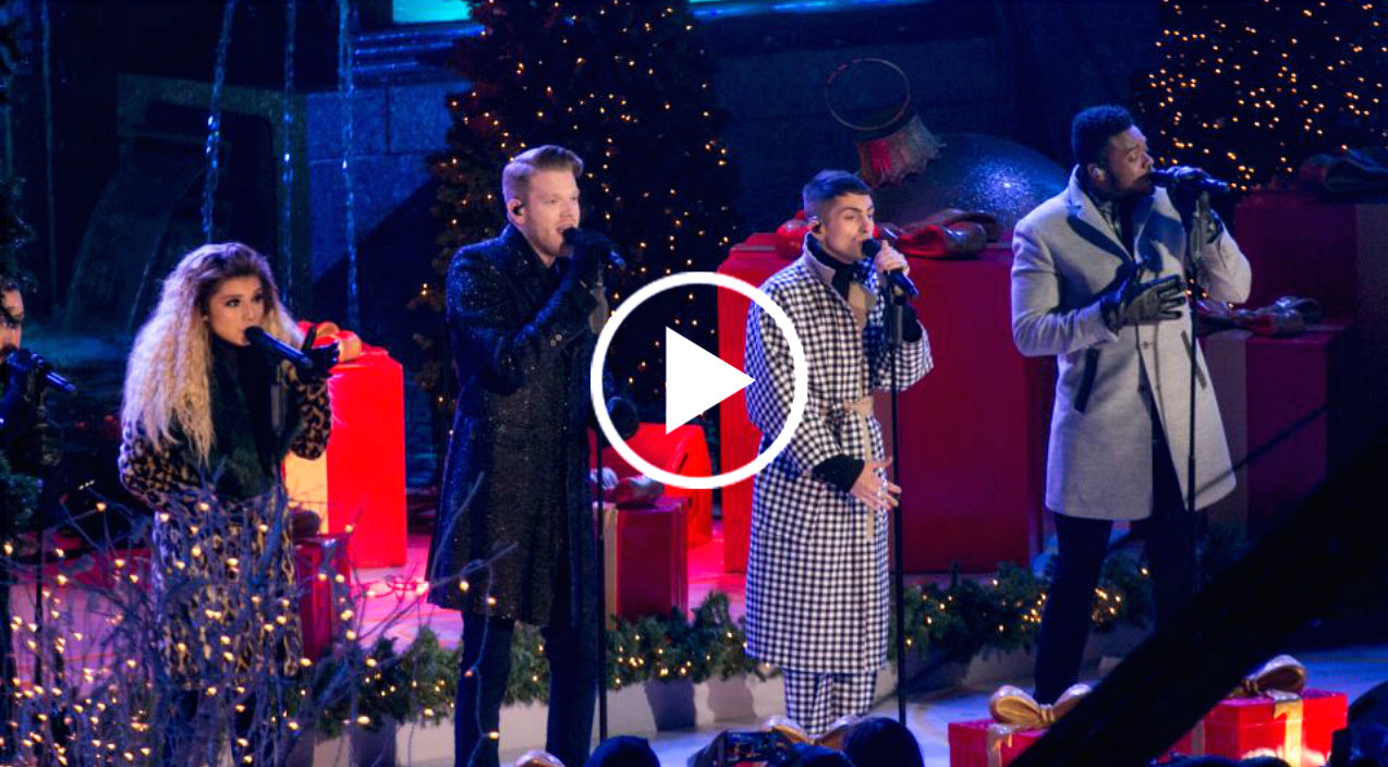 Nbc Rockefeller Center Christmas Tree Lighting