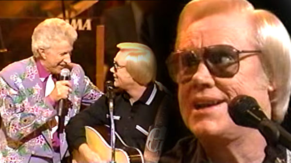 George jones Songs | Porter Wagoner and George Jones - Wabash Cannonball (VIDEO) | Country Music Videos