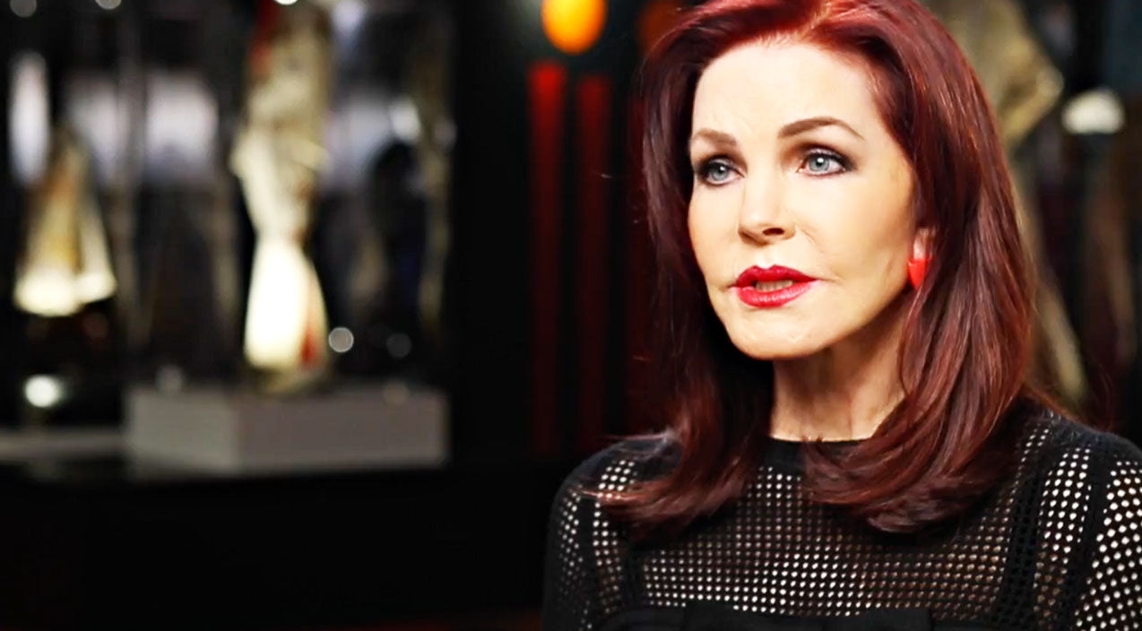Priscilla presley Songs   Priscilla Presley Clears Up 'False Information' About Elvis   Country Music Videos