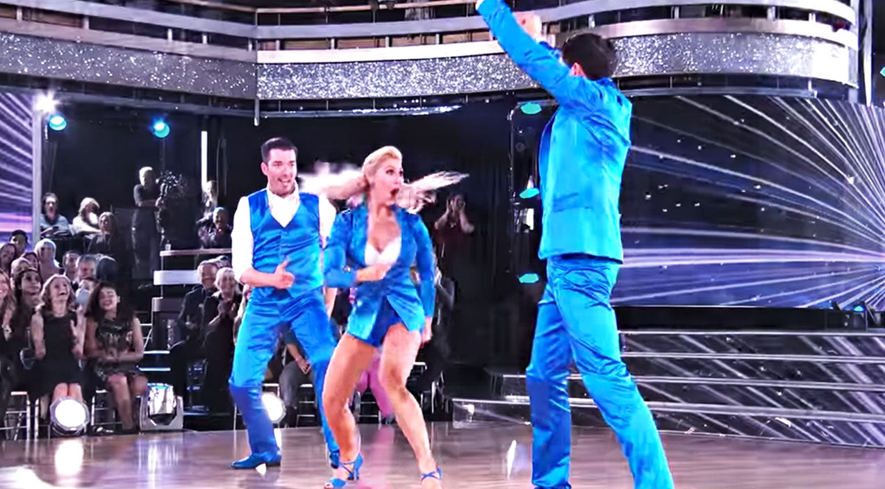 Dancing with the stars Songs | Property Bros. Star Shocks Audience With Surprise 3rd Dancer On DWTS | Country Music Videos