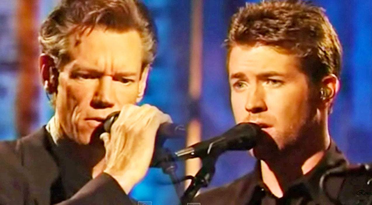 Randy travis Songs | A Match Made In Heaven: Randy Travis & Josh Turner Will Blow You Away | Country Music Videos