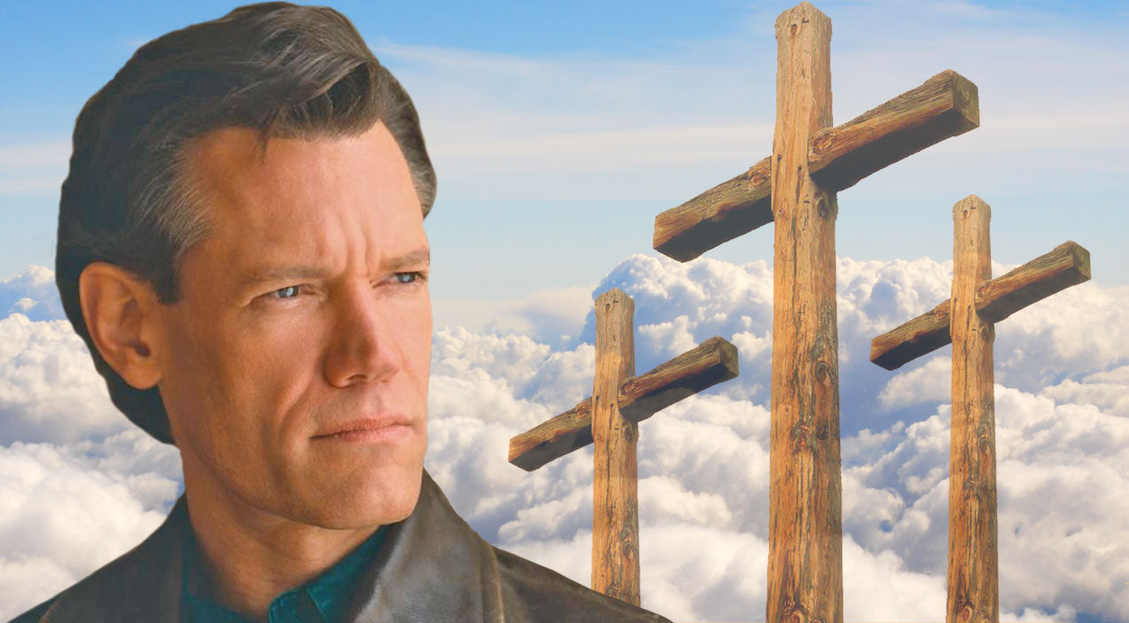 Randy travis Songs | FLASHBACK: Randy Travis' Spiritual Performance Of 'Three Wooden Crosses' Will Leave You Speechless | Country Music Videos