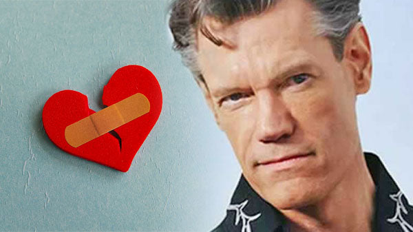 Randy travis Songs | Randy Travis - A Little Bitty Crack in Her Heart (WATCH) | Country Music Videos