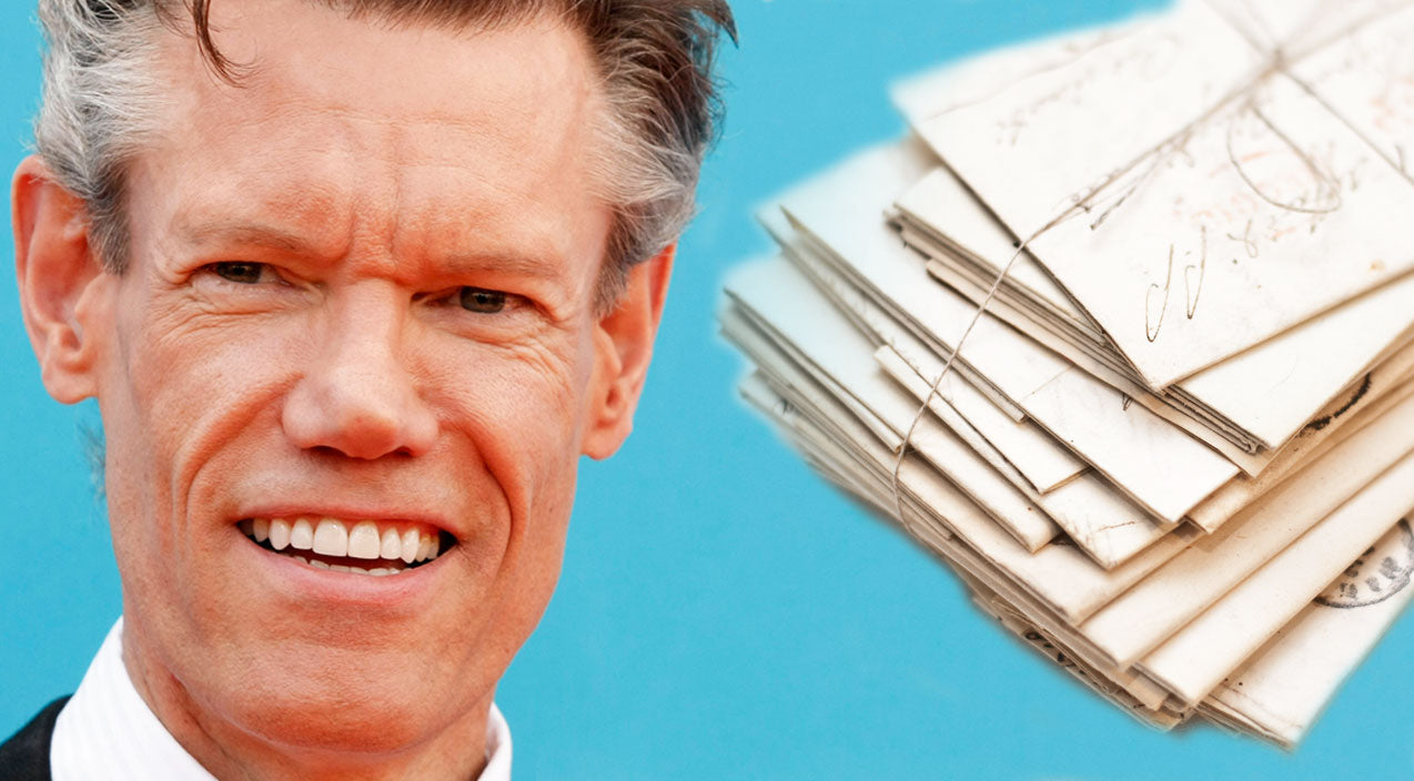 Randy travis Songs | Randy Travis Writes Touching Letter To His Fans (VIDEO) | Country Music Videos