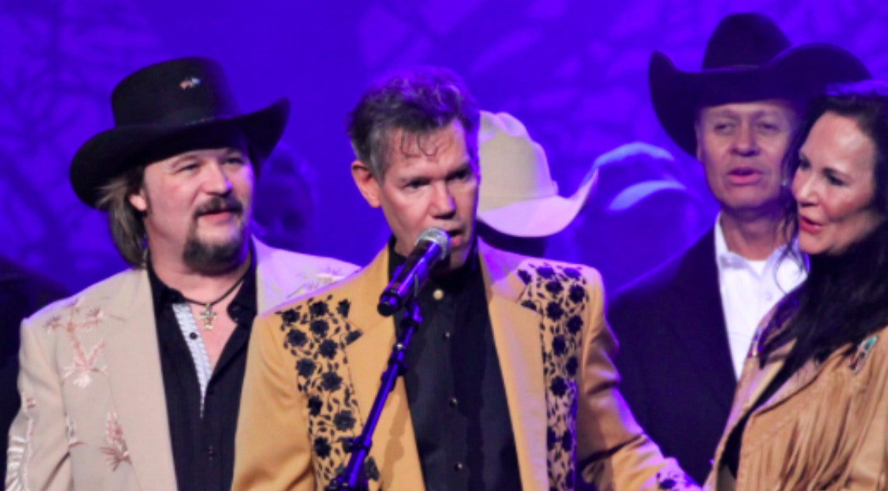 Randy travis Songs | Randy Travis Surprises Crowd With Performance At Tribute Concert | Country Music Videos