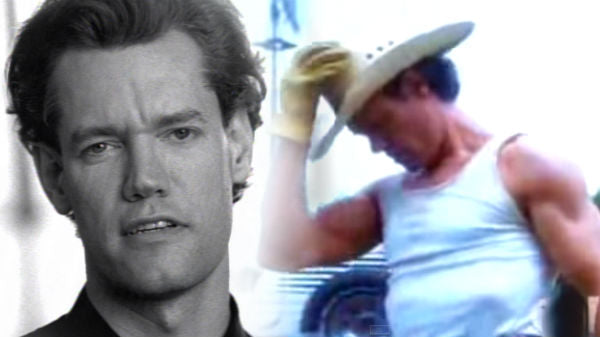 Randy travis Songs | Randy Travis - A Man Ain't Made Of Stone (VIDEO) | Country Music Videos