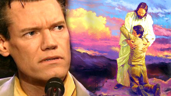 Randy travis Songs | Randy Travis - Feet On The Rock (Live) (WATCH) | Country Music Videos