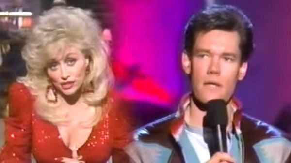 Randy travis Songs | Randy Travis - I Told You So on The Dolly Show 1987/88 (WATCH) | Country Music Videos