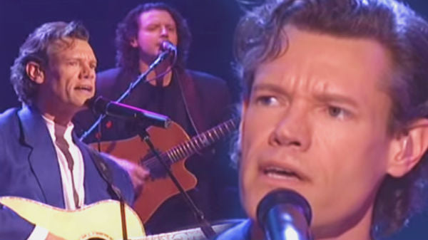 Randy travis Songs | Randy Travis - On The Other Hand | Country Music Videos