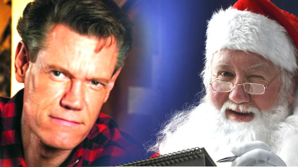 Randy travis Songs | Randy Travis - Santa Claus Is Coming To Town (VIDEO) | Country Music Videos
