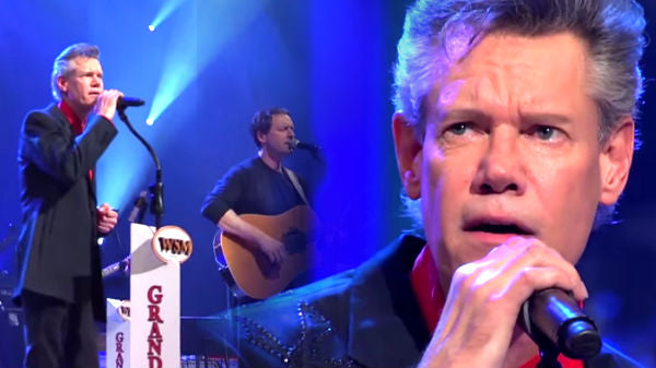 Randy travis Songs | Randy Travis - Three Wooden Crosses (Live at the Grand Ole Opry) (WATCH) | Country Music Videos