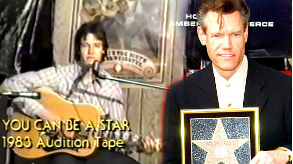 Randy travis Songs | Randy Travis - You Can Be a Star Audition (VIDEO) | Country Music Videos