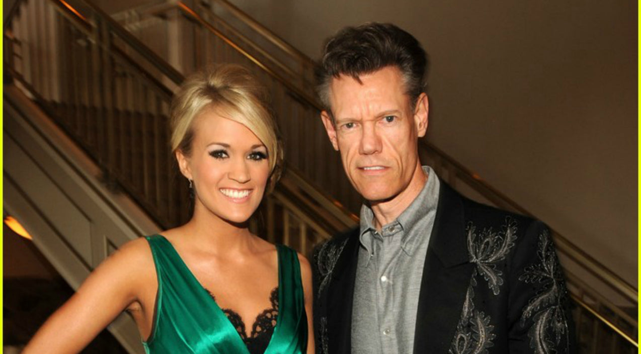Randy travis Songs | Randy Travis Recalls Hearing Carrie Underwood Sing 'I Told You So' The First Time | Country Music Videos