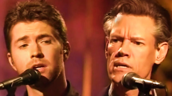Randy travis Songs | Randy Travis & Josh Turner - Three Wooden Crosses (VIDEO) | Country Music Videos