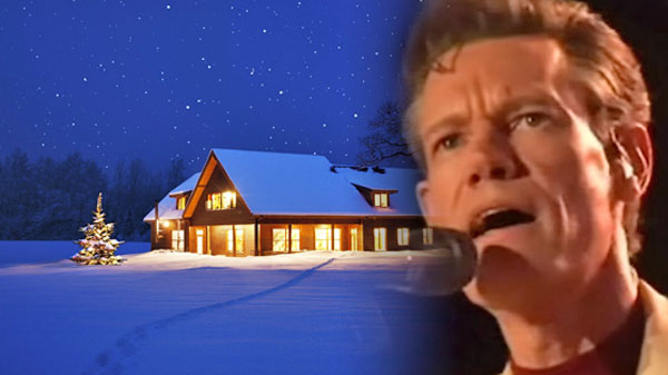 Randy travis Songs | Randy Travis - Christmas Time´s a Comin´ (VIDEO) | Country Music Videos
