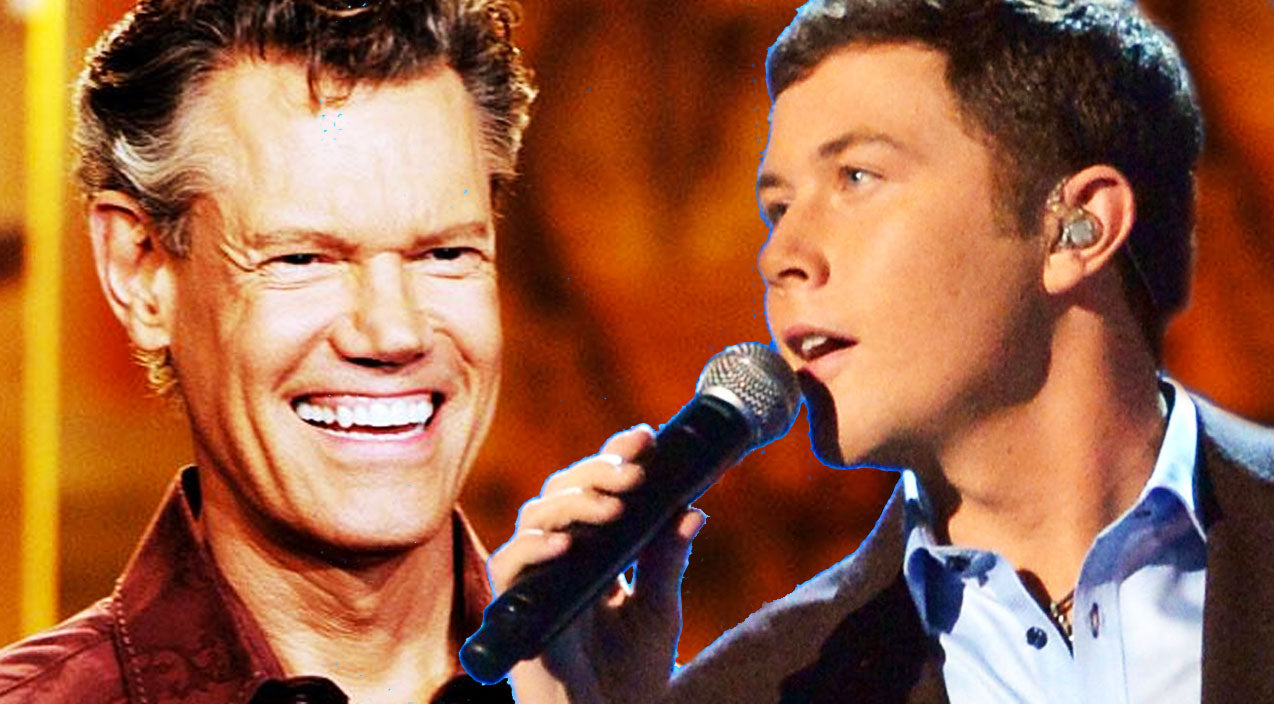 Randy travis Songs | Scotty McCreery and Lauren Alaina Cover Randy Travis'
