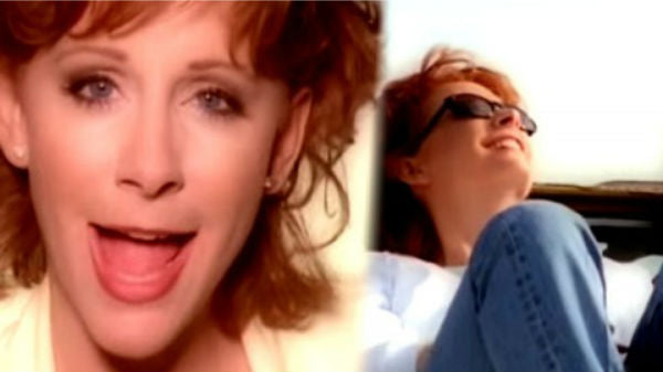 Reba mcentire Songs | Reba McEntire - I'd Rather Ride Around With You (WATCH) | Country Music Videos