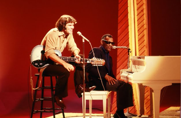 Ray charles Songs | Host Of 'The Glen Campbell Goodtime Hour' | Country Music Videos