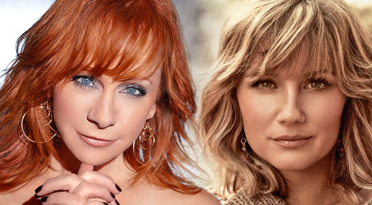 Reba mcentire Songs | SNEAK PEEK: Reba McEntire and Jennifer Nettles Get Together For Emotional Duet (VIDEO) | Country Music Videos