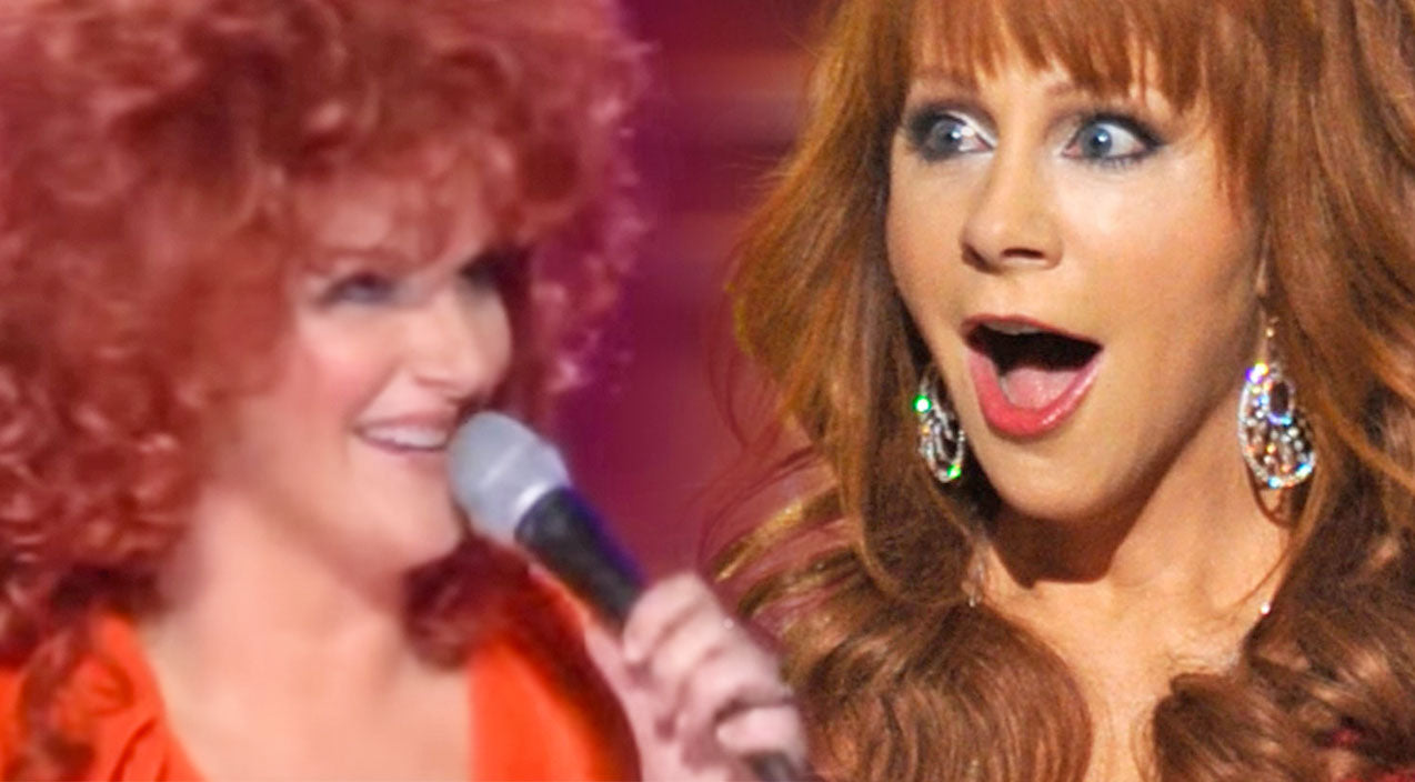 Trisha yearwood Songs | Trisha Yearwood's Hilarious Impersonation of Reba McEntire! | Country Music Videos