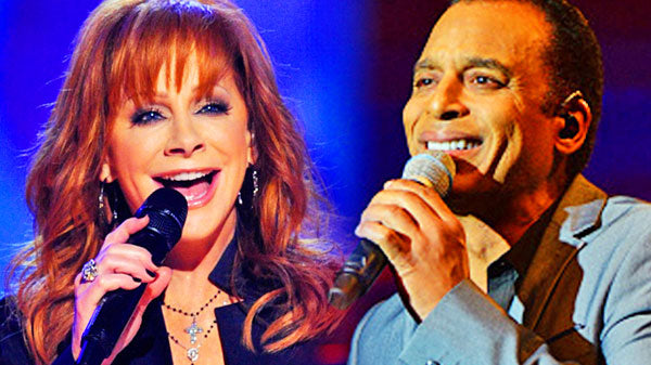 Reba mcentire Songs | Reba McEntire and Jon Secada - We're All Alone (WATCH) | Country Music Videos