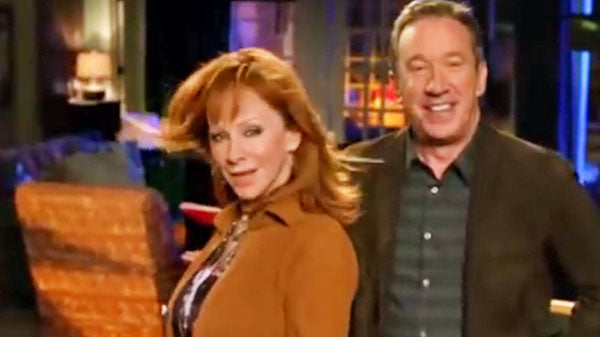 Reba mcentire Songs | Reba Finally Admits To Being Sexy, and She Knows It! (feat. Tim Allen) (VIDEO) | Country Music Videos