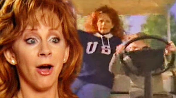 Reba mcentire Songs | Reba McEntire Lets Her Son Shelby