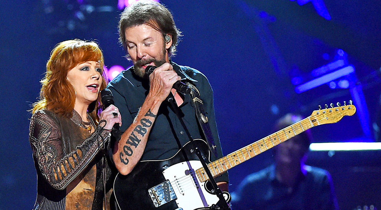 Reba mcentire Songs | Ronnie Dunn and Reba McEntire Share The Exciting News We've All Been Waiting For | Country Music Videos