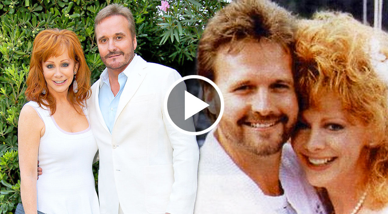See how stunning reba mcentire looked on her wedding day for Who is reba mcentire married to now