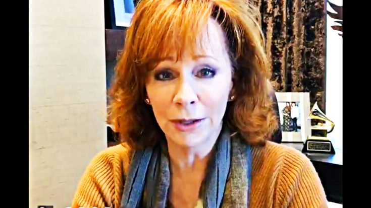 Reba mcenitire Songs | Reba Chokes Back Tears Over These Powerful Words | Country Music Videos