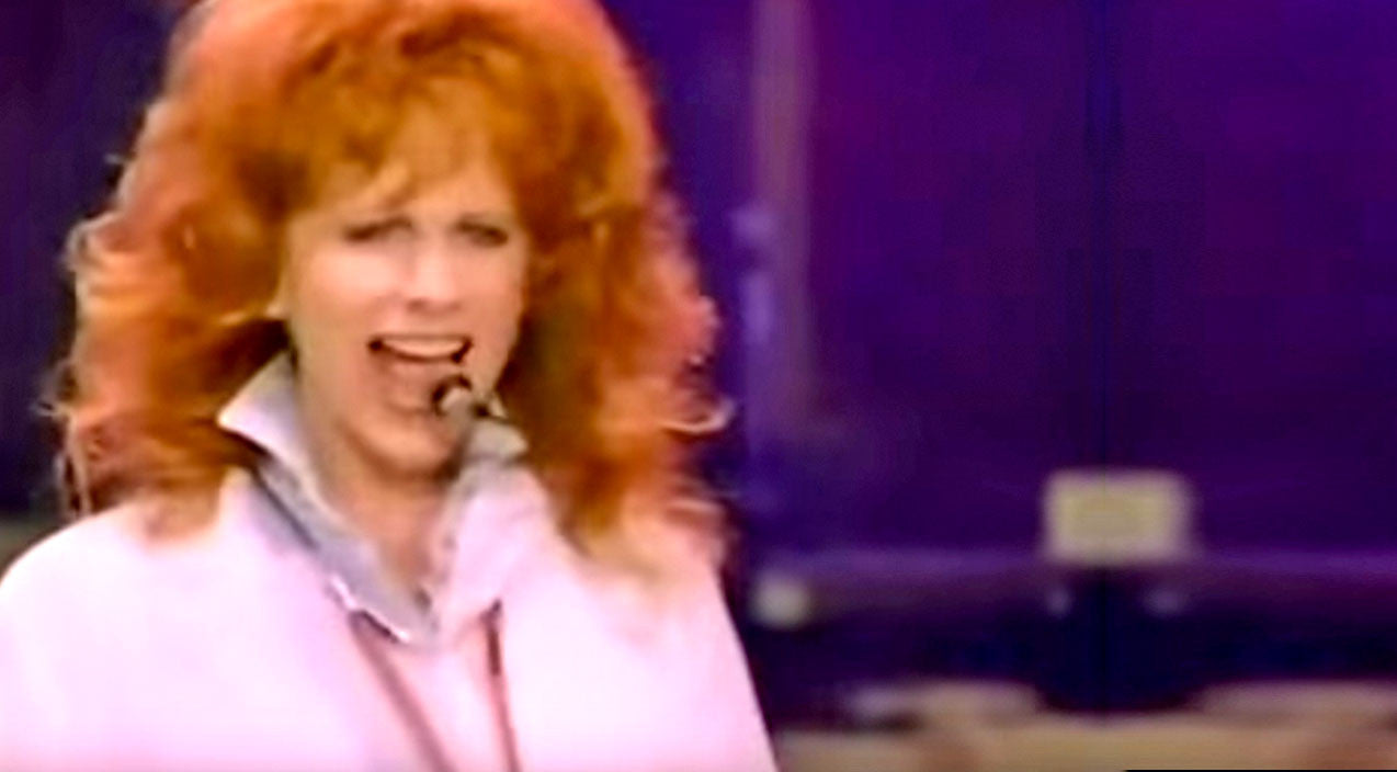 Reba mcentire Songs | '9 to 5' Gets A Fiery Makeover From Reba McEntire | Country Music Videos