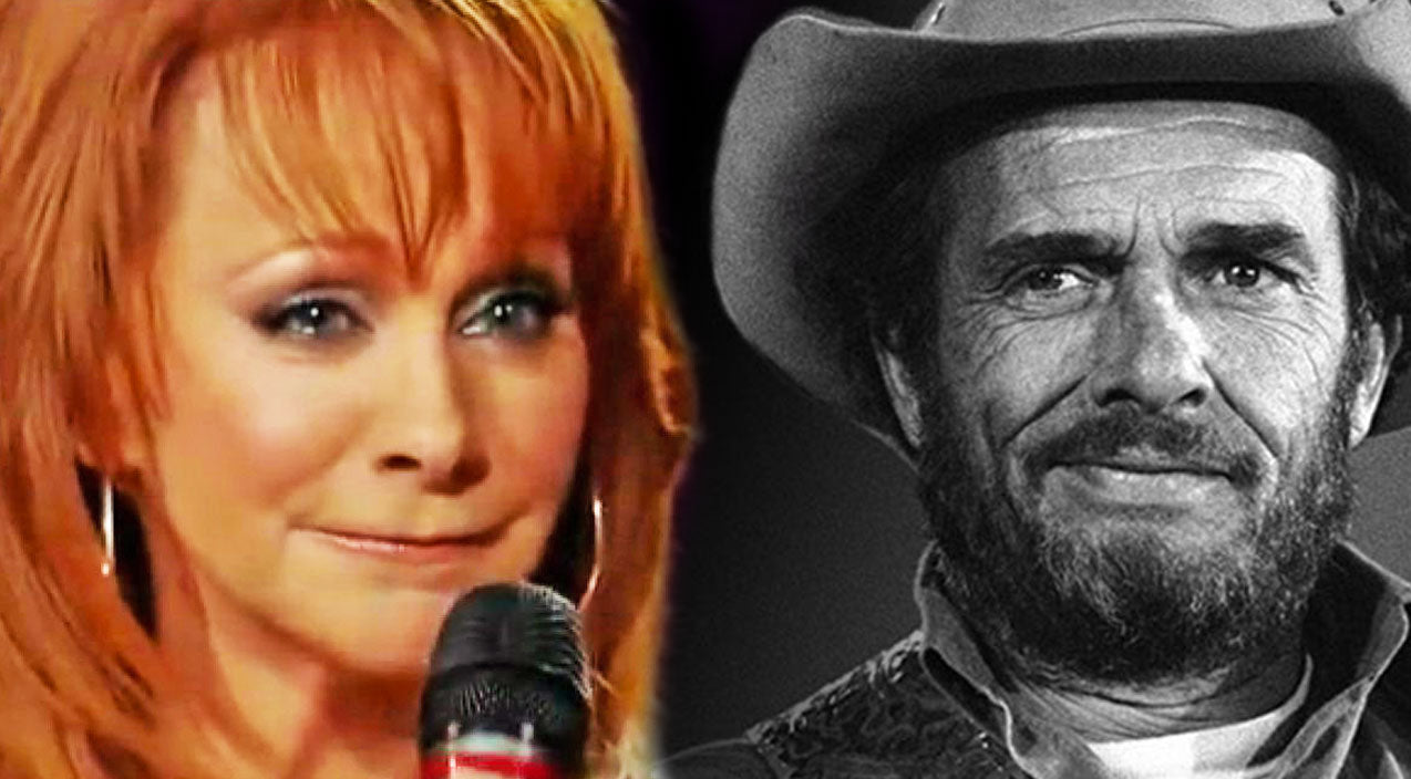 Reba mcentire Songs | Reba Honors Merle Haggard With Tear-Jerking 'Mama Tried' Cover | Country Music Videos