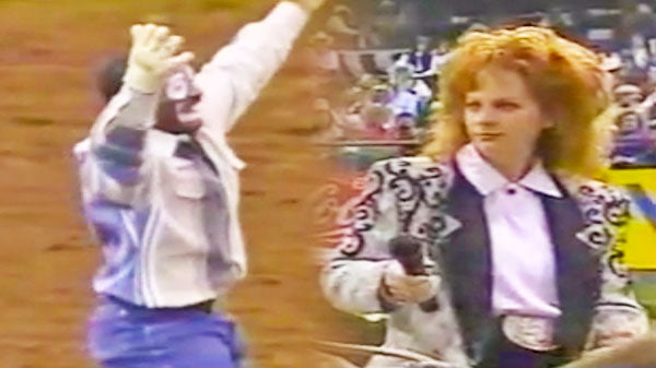 Reba mcentire Songs | Reba McEntire Hosts Dance Audition For Rodeo Clown, Leon Coffee! (Amazing) (VIDEO) | Country Music Videos