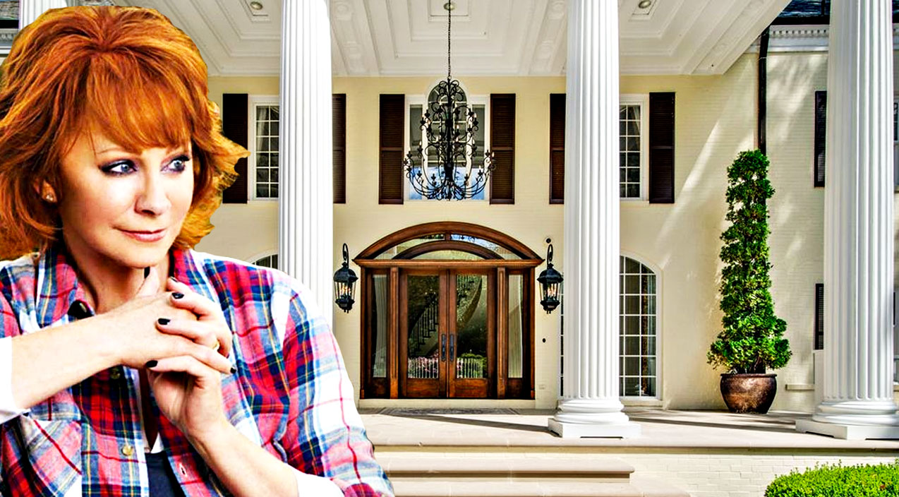 Reba mcentire Songs | New Buyer Wants To Turn Reba's Beloved Old Home Into Something Very Different | Country Music Videos